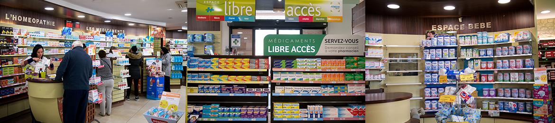 Intérieur Pharmacie Maourine